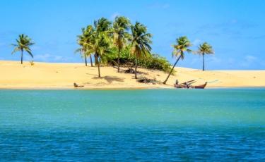 Foz do Rio São Francisco - Saída de Maceió